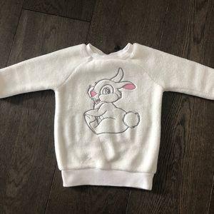Disney baby thumper sweater